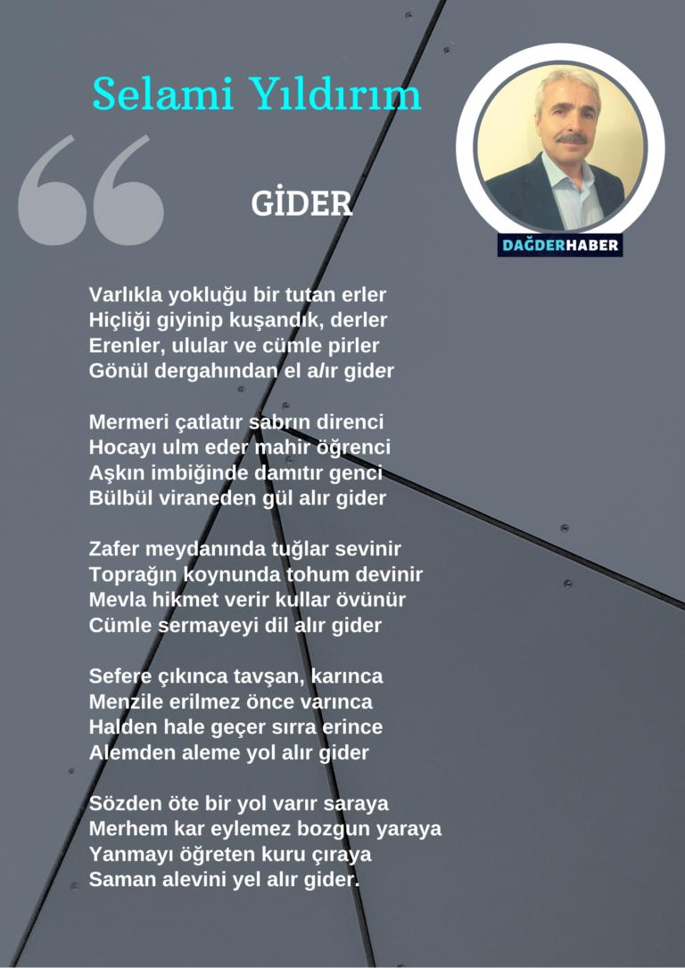 GİDER