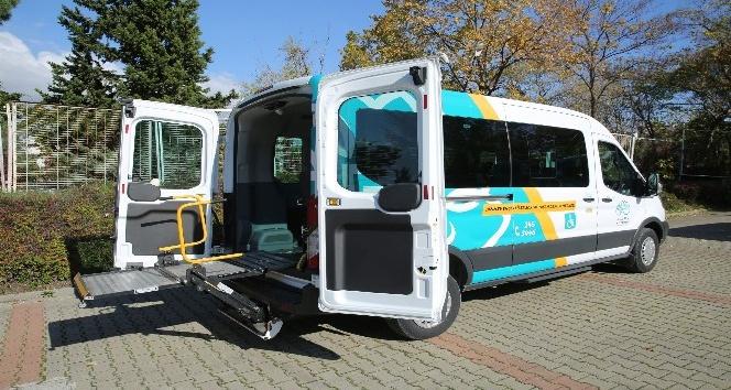 Nilüfer Belediyesi'nden engellilere sınav için ulaşım desteği