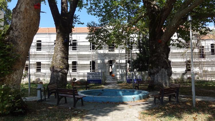 Bursa'da 129 yıllık lise restore ediliyor