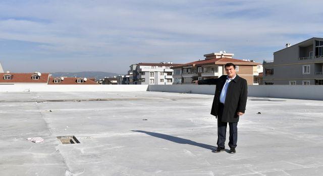 Bursa Osmangazi'de modern alışveriş dönemi
