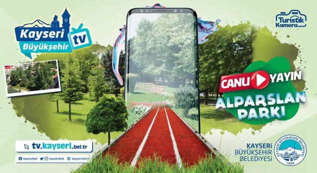 Büyükşehir TV ile dünya Kayseri'yi canlı izliyor